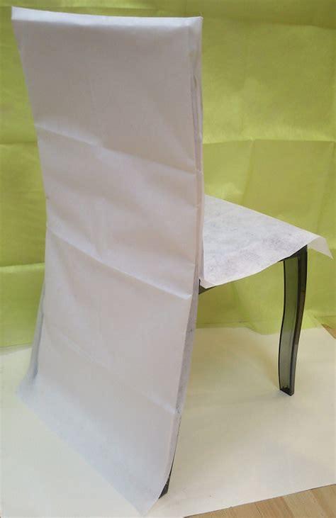housse de chaise blanche trouver housse de chaise jetable blanche