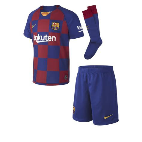 Kit Maillot ENFANT/JUNIOR FC Barcelone 2019-2020