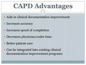 computer assisted physician documentation pros and cons With clinical documentation improvement software