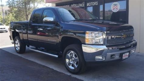 purchase   chevrolet silverado  extended cab