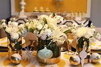 table centerpiece ideas Christmas Centerpieces for Table Ideas that Will Inspire You - Home Design & Decor Idea - Home ...