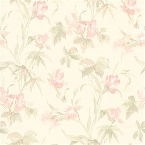 floor and decor reviews 414 65782 light pink iris floral iris brewster wallpaper