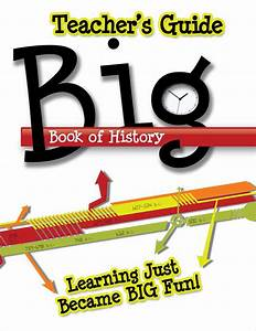 Big Book Of History Teacher U0026 39 S Guide  Softcover