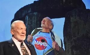 U0026 39 Get Your Ass To Mars  U0026 39  Says Apollo 11 Astronaut Buzz