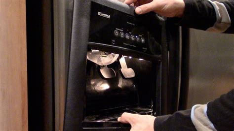 kenmore refrigerator  running constantly denver