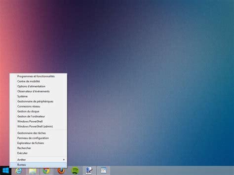 windows 8 1 bureau windows 8 1 toutes les nouveautés en vidéo
