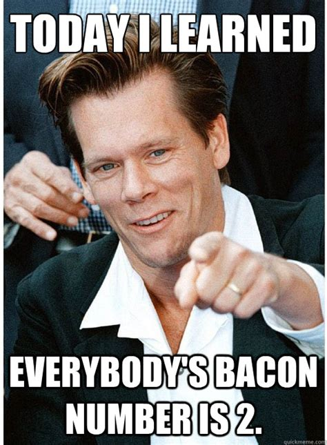 Kevin Bacon Meme - tricky kevin bacon memes quickmeme