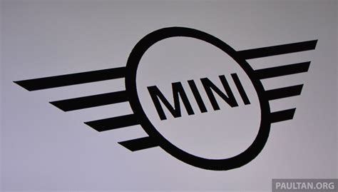 Mini New Logo by Mini To Concentrate On Five Models In Future New
