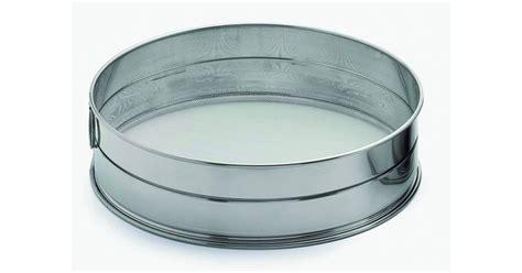 tamis cuisine tamis de cuisine en inox maille 1 28 mm autre
