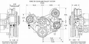 Ford 351c  351m C And Power Steering