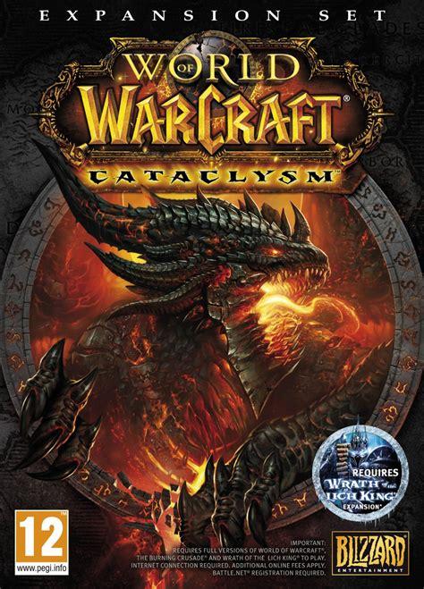 world  warcraft cataclysm expansion pack wholesale
