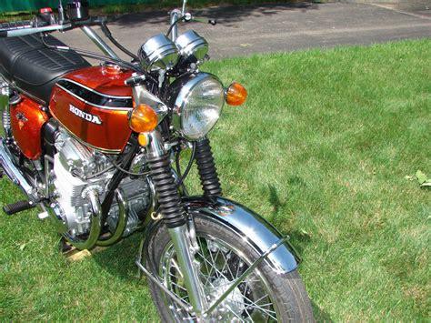 restored honda cb750k2 1972 photographs at classic bikes restored bikes restored