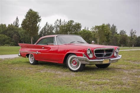 Convertible Chrysler 300 For Sale by 1961 Chrysler 300g For Sale