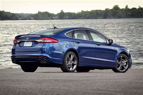 Ford Fusion by 2019 Ford Fusion Review Release Date Redesign Engine