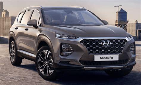 New Hyundai Santa Fe 2020 by 2020 Hyundai Santa Fe Xl N Diesel 2019 And 2020 New