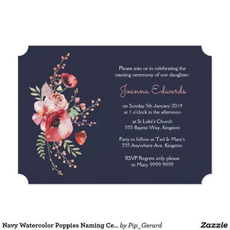 13+ Naming Ceremony Invitation Card Templates & Designs