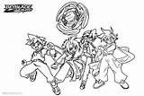Beyblade Coloring Burst Pages Printable Characters Line Colouring Beyblades Cool2bkids Kazoops Print Kleurplaat Adults Printables Cats Elegant Fresh Sketches Sketch sketch template