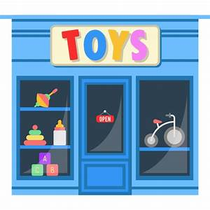 Toys - Free buildings icons