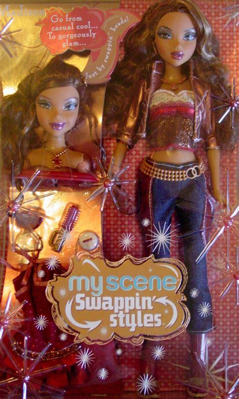 scene swappin styles madison doll nip