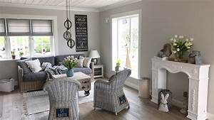 Living Style Möbel : sitzecke im hamptons style beachhouse living ~ Watch28wear.com Haus und Dekorationen