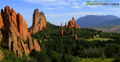 Garden Of The Gods How by Garden Of The Gods A Wonderful State Park To Visit