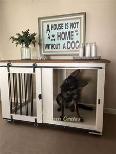 best 25 dog crate furniture ideas that you will like on With best dog crate furniture