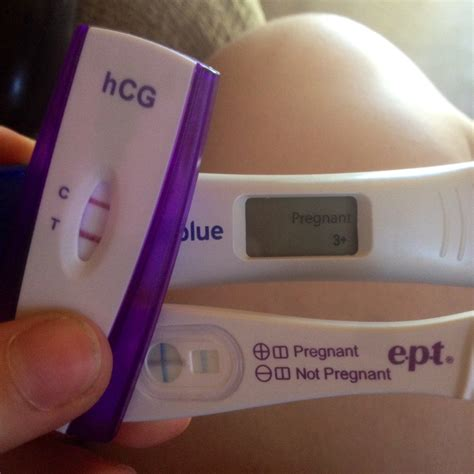 What Does A Positive Pregnancy Test Really Look Like