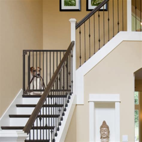 target folding gate for stairs indoor wooden gate for stairs