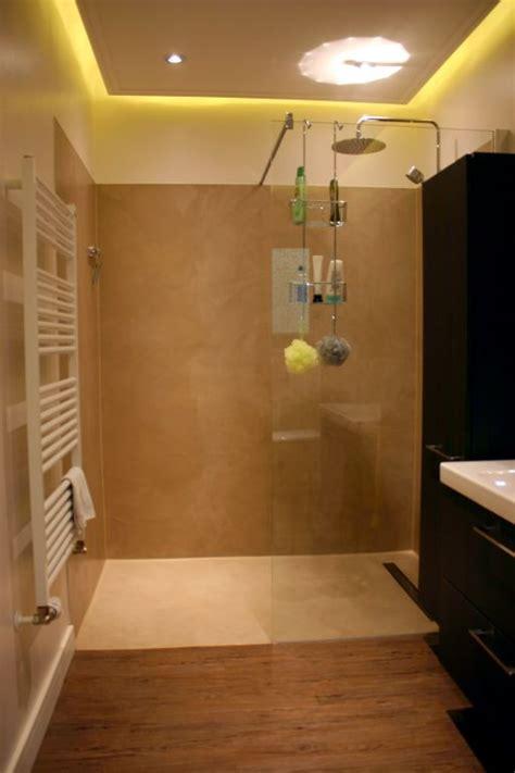 Duschboden Ohne Fliesen by Badgestaltung Ohne Fliesen Fugenlos F 252 R Wand Und Boden