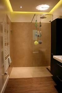 Schimmelpilz Im Badezimmer : badgestaltung ohne fliesen fugenlos f r wand und boden ~ Sanjose-hotels-ca.com Haus und Dekorationen
