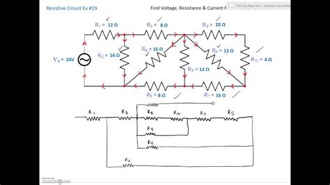 Series Parallel Combination Circuit Youtube