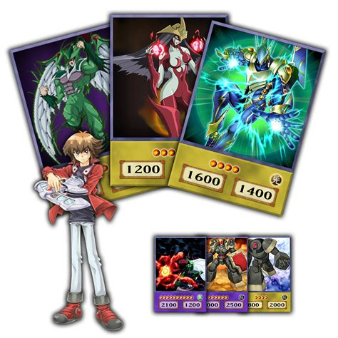 Jaden Yuki Deck List Season 4 by Jaden Yuki Deck Anime Style Season 1