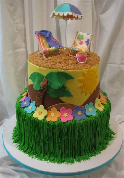 Cakes With A Luau Theme  This Cake Was Done For A Little. Frosty The Snowman Outdoor Decoration. Mud Room Furniture. Corner Dining Room Furniture. Dining Room. Boys Room Wall Decor. Small Laundry Room Sink. Room Temperature Thermometer. Ways To Divide A Room