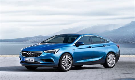 vauxhall insignia new vauxhall insignia grand sport 2017 pictures