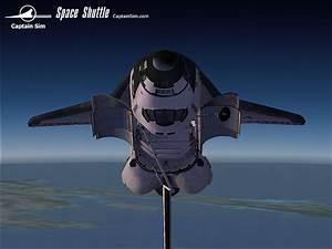 space shuttle flight simulator x