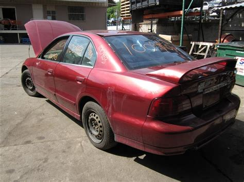 2000 Mitsubishi Galant Transmission by Parting Out A 2000 Mitsubishi Galant 100463 Tom S