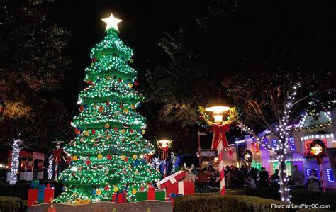 legoland christmas legoland california lego tree lighting ceremony with jodie sweetin let s play oc