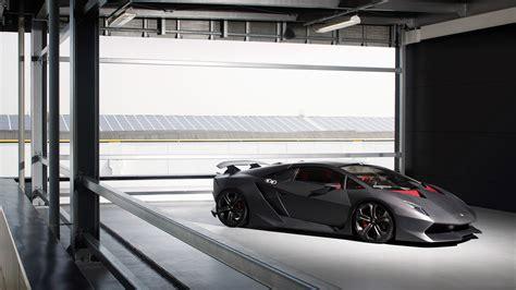 lamborghini sesto elemento concept  wallpaper hd car