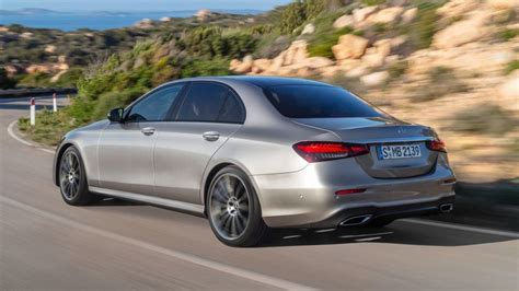 With its powerful engines, luxurious accommodations, great attention to detail and almost overwhelming amount of onboard tech. 2021 Mercedes-Benz E-Class Sedan is smarter and sharper - Roadshow