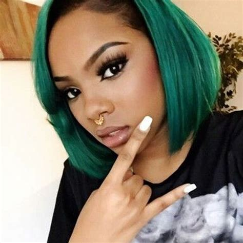 bob hairstyles  black women pictures