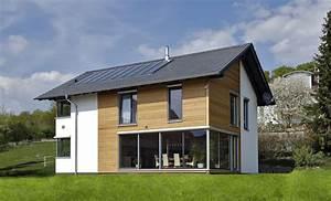 Fassadengestaltung Holz Und Putz : haus hartje die definition der geraden linie ~ Michelbontemps.com Haus und Dekorationen