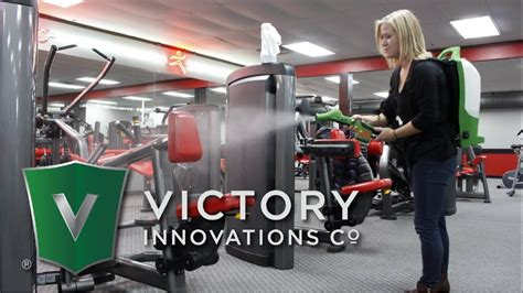 Victory Innovations: World's First Cordless Electrostatic