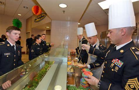 ameddcs leaders dish  thanksgiving dinner  jbsa fort