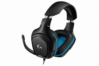 G432 Gaming Headset Sound Logitech