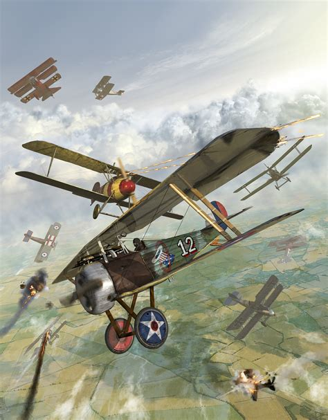 Sync Gear: How World War I Fighters Avoided Damaging Their ...