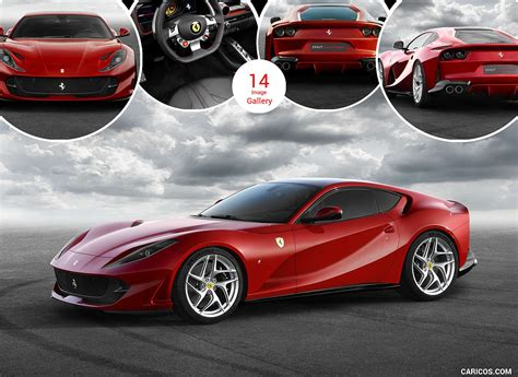 2018 Ferrari 812 Superfast Caricos