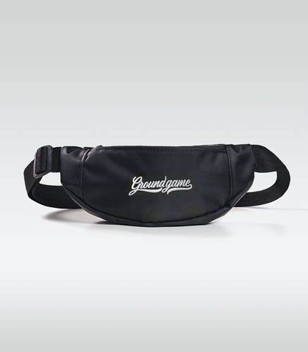 fannypacks accesories men ground game sportswear