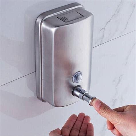 wall mount soap zeepdispenser muur kopen internetwinkel