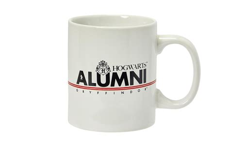 Harry potter coffee mug funny rude saying muggle 11oz ceramic coffee mug. Harry Potter House Gryffindor Alumni 11-Oz Ceramic Mug ...