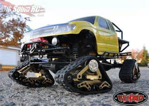 RC Trucks with Tracks